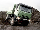 Pictures of Iveco EuroCargo 4x4 2004–08