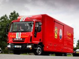 Iveco EuroCargo 75E UK-spec (ML) 2008 wallpapers