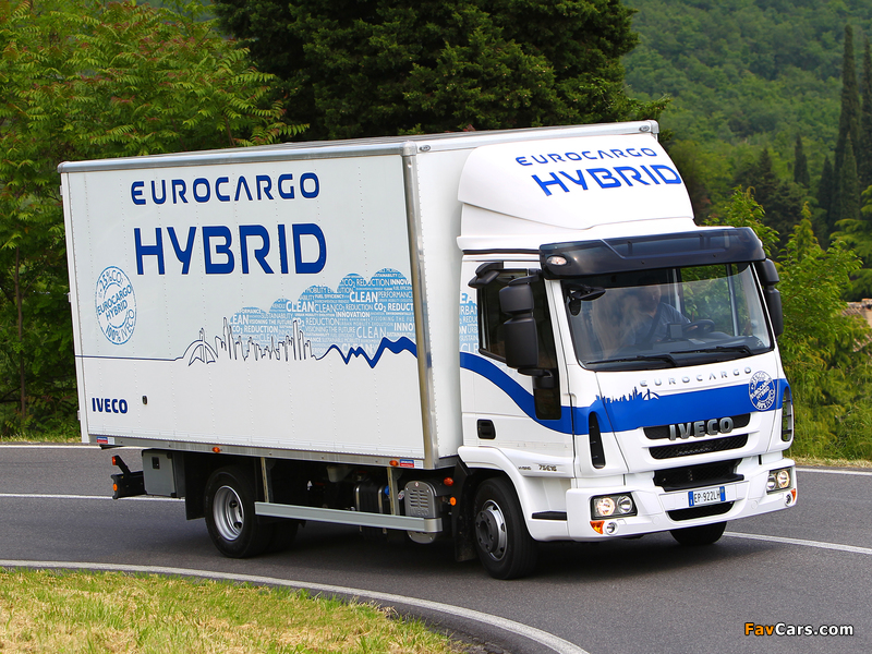 Iveco EuroCargo Hybrid (ML) 2008 wallpapers (800 x 600)