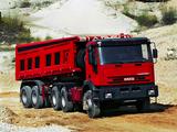 Iveco EuroTrakker 6x4 Tractor 1993–2004 wallpapers