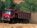 Pictures of Iveco EuroTrakker 8x4 Tipper 1993–2004