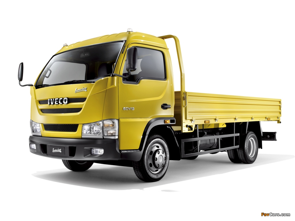 Iveco Leoncino 2010 pictures (1024 x 768)