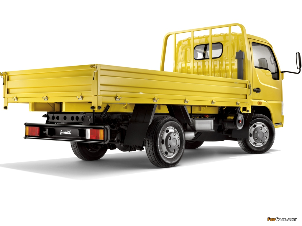 Pictures of Iveco Leoncino 2010 (1024 x 768)