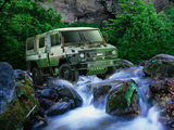 Iveco M-40.10WM 4x4 2008 wallpapers