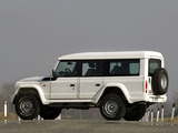 Iveco Massif 5-door 2007–11 pictures