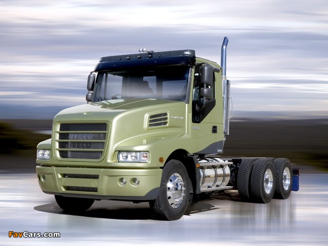 Pictures of Iveco PowerStar 6x4 2005 (640 x 480)