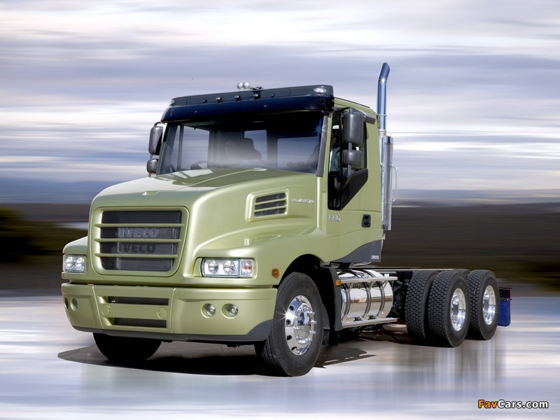 Pictures of Iveco PowerStar 6x4 2005 (800 x 600)