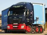 Images of Iveco Stralis 450 6x2 UK-spec 2007–12