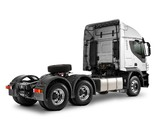 Images of Iveco Stralis NR460 6x4 2010
