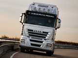 Images of Iveco Stralis 500 25.000 4x2 2012