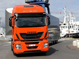 Images of Iveco Stralis Hi-Way 500 4x2 2012