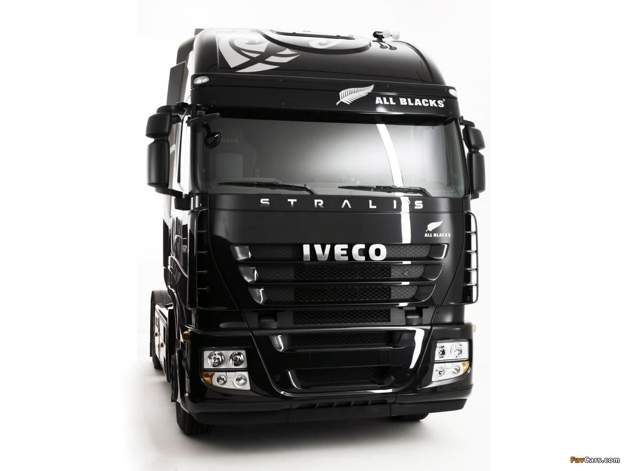 Iveco Stralis 500 4x2 UK-spec 2007–12 images (1280 x 960)