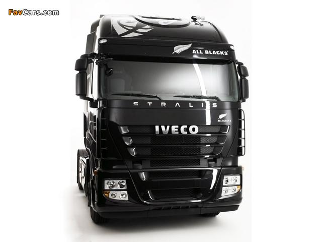 Iveco Stralis 500 4x2 UK-spec 2007–12 images (640 x 480)
