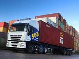 Iveco Stralis 450 6x2 UK-spec 2007–12 pictures