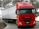 Iveco Stralis 450 4x2 2007–12 pictures