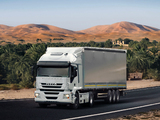 Iveco Stralis 360 4x2 2007–12 wallpapers