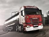 Iveco Stralis 450 6x2 UK-spec 2007–12 wallpapers
