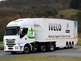 Iveco Stralis 460 6x2 UK-spec 2007–12 wallpapers