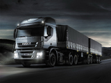 Iveco Stralis 380 6x4 BR-spec 2007 wallpapers