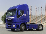 Iveco Stralis 560 ES 4x2 Fiat Yamaha Team Limited Edition 2010–12 images