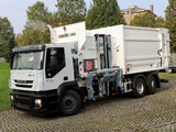 Iveco Stralis 270 CNG 6x2 Rolloffcon 2010–12 wallpapers