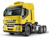 Iveco Stralis 440 6x4 AT BR-spec 2012 images