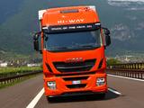 Iveco Stralis Hi-Way 460 4x2 2012 photos