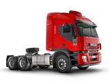Iveco Stralis 440 6x4 AT BR-spec 2012 pictures