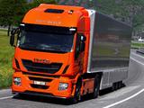 Iveco Stralis Hi-Way 500 4x2 2012 pictures