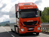 Iveco Stralis Hi-Way 500 4x2 2012 wallpapers