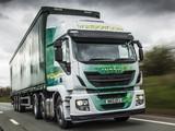 Iveco EcoStralis Hi-Road 460 6x2 UK-spec 2013 photos