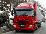 Photos of Iveco Stralis 450 4x2 2007–12