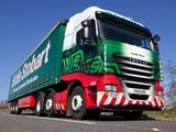 Photos of Iveco Stralis 560 6x2 UK-spec 2007–12