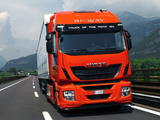 Photos of Iveco Stralis Hi-Way 460 4x2 2012
