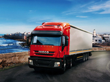 Pictures of Iveco Stralis 360 4x2 2007–12