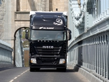 Pictures of Iveco Stralis 500 6x2 UK-spec 2007–12