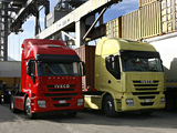 Pictures of Iveco Stralis 450 4x2 2007–12