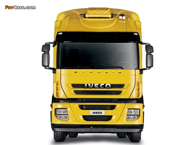 Pictures of Iveco Stralis NR460 6x2 2010 (640 x 480)