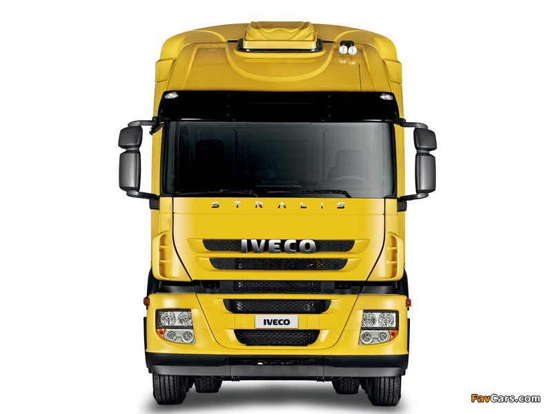 Pictures of Iveco Stralis NR460 6x2 2010 (800 x 600)