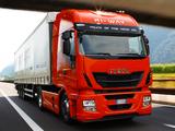 Pictures of Iveco Stralis Hi-Way 460 4x2 2012