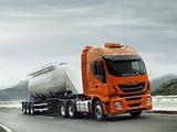 Pictures of Iveco Stralis Hi-Way 560 6x2 2013