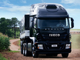 Iveco Stralis 410 6x4 BR-spec 2007 wallpapers
