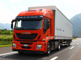 Iveco Stralis Hi-Road 330 Natural Power 4x2 2012 wallpapers