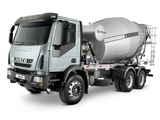 Pictures of Iveco Tector 260E25 6x4 Mixer 2008