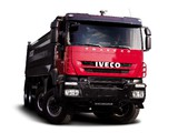 Images of Iveco Trakker 8x4 2007–12