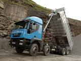 Images of Iveco Trakker 8x4 UK-spec 2007–12