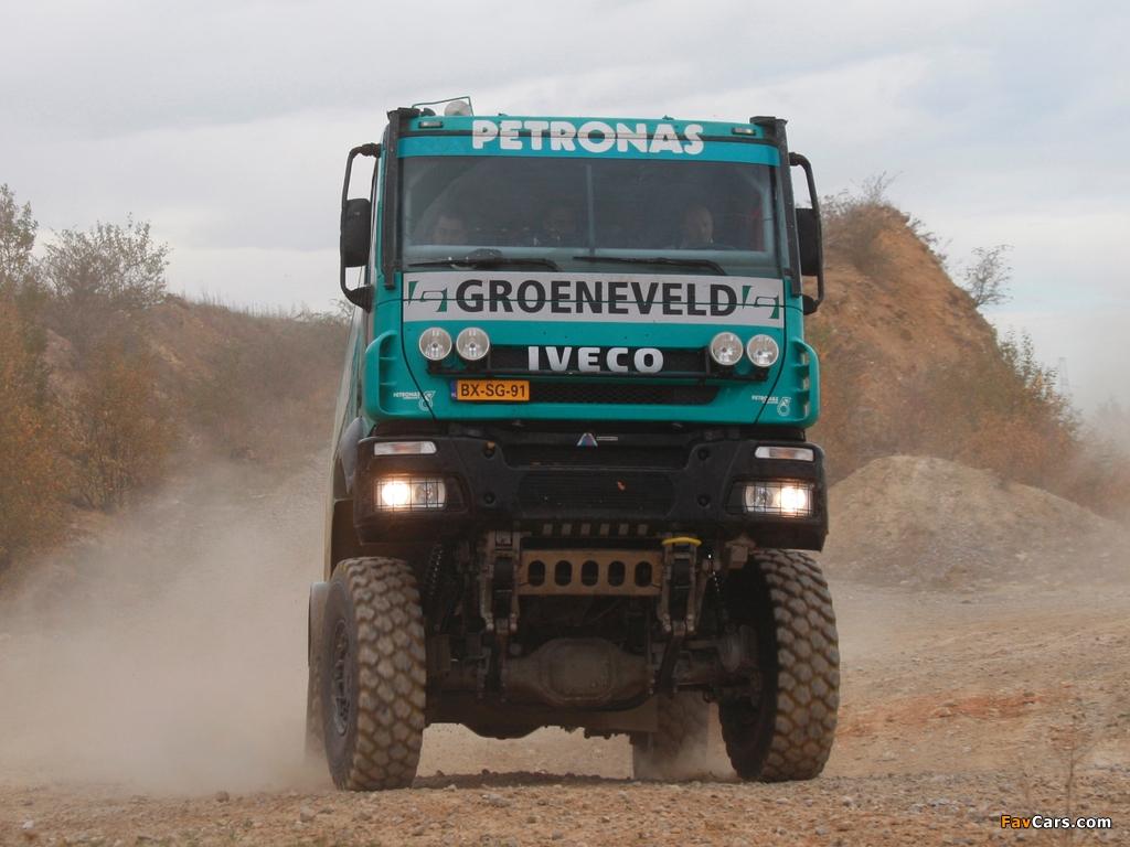 Images of Iveco Trakker Evolution II 4x4 2011–12 (1024 x 768)
