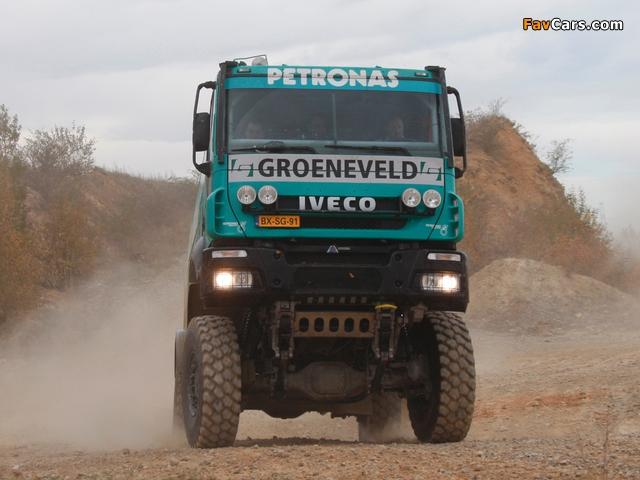 Images of Iveco Trakker Evolution II 4x4 2011–12 (640 x 480)