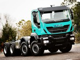 Images of Iveco Trakker Hi-Land 450 8x4 2013