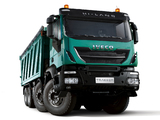 Images of Iveco Trakker Hi-Land 500 8x4 2013